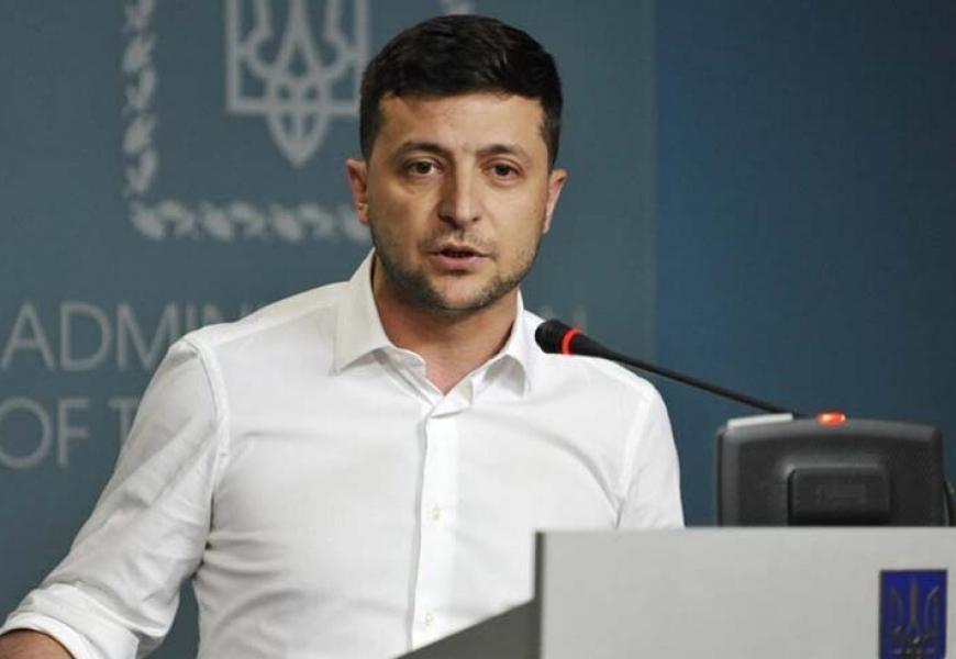 Зеленский готовит стратегию «возвращения Крыма»