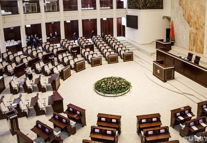 Парламентские выборы в Беларуси назначены на 7 и 17 ноября