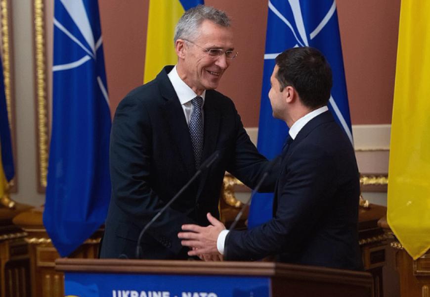 Украина может вступить в НАТО: Белый дом поддержал решение