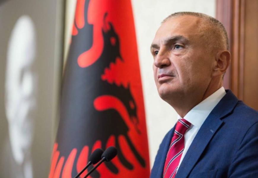 ilir meta large - Президенту Албании выдвинут импичмент: Илир Мета отстранен от своей должности
